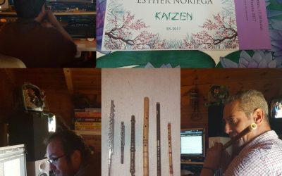 Música colección Kaizen, por Rodrigo Tamariz