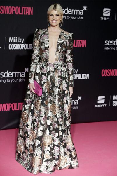 Adriana Abenia Premios Cosmopolitan