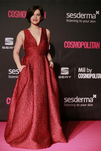 Mariona Ribas, premios Cosmopolitan