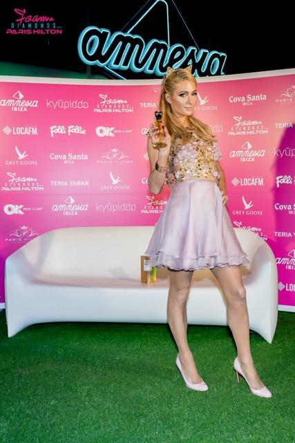 Paris Hilton, Ibiza 2016