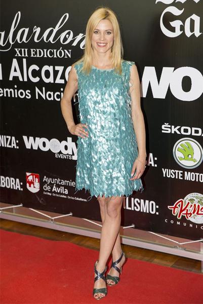 Maggie Civantos, premios Alcazaba, Ávila.