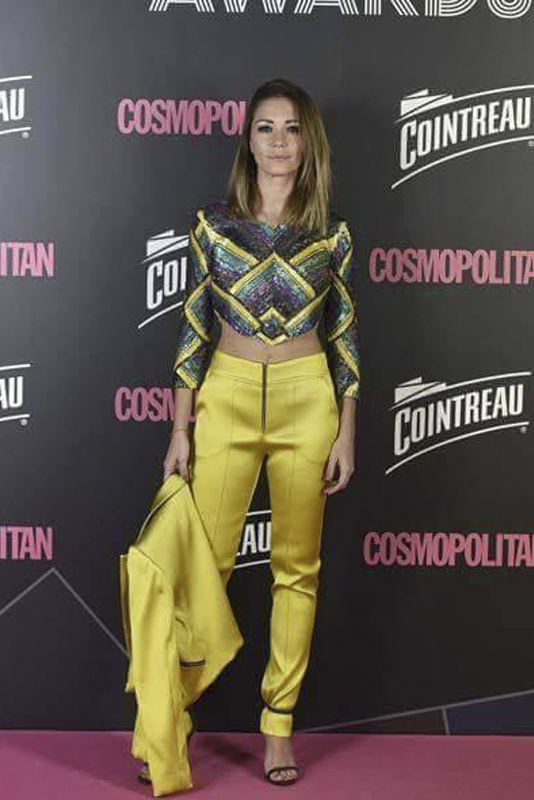 Sara Gómez, Premios Cosmopolitan