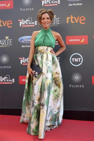 Arlette Torres Premios Platinum