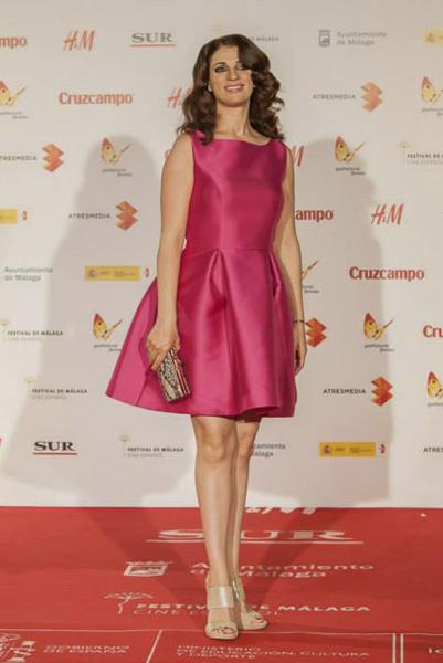 Ruth Gabriel, Festival de Cine de Málaga