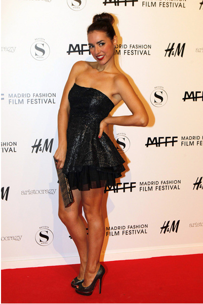 Cristina Brondo Fashion Film Festival Madrid