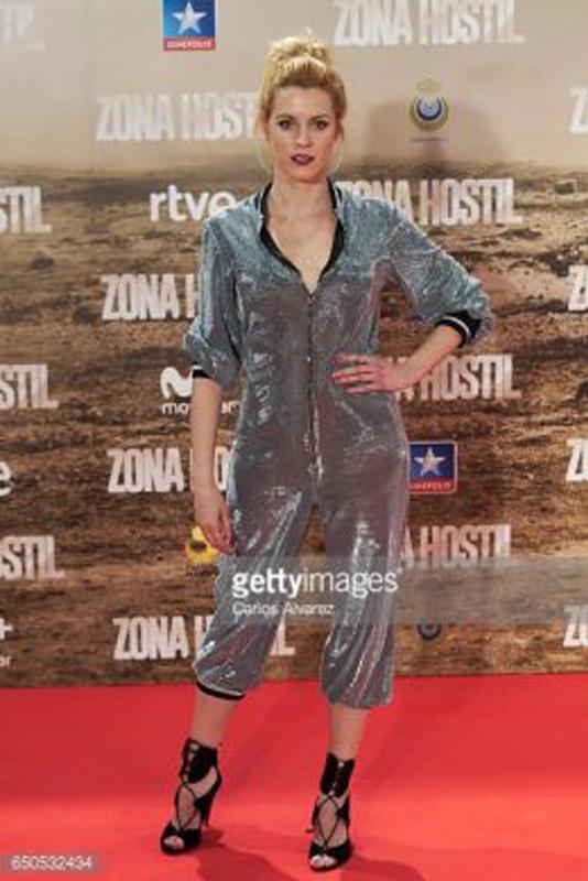 Maggie Civantos, Premiere Zona Hostil