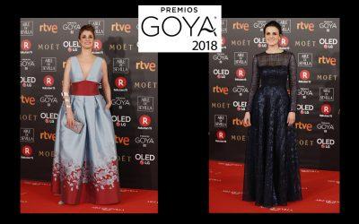 En los Goya 2018